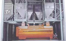 肉牛用ミックス飼料製造設備