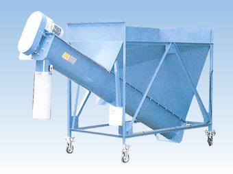 堆肥計量袋詰装置